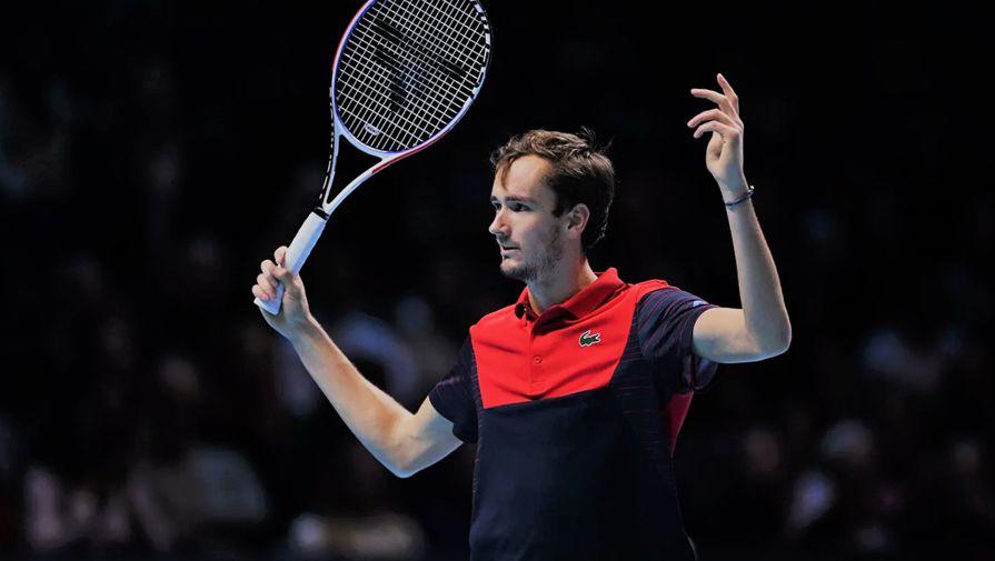 Определился соперник Медведева на Australian Open