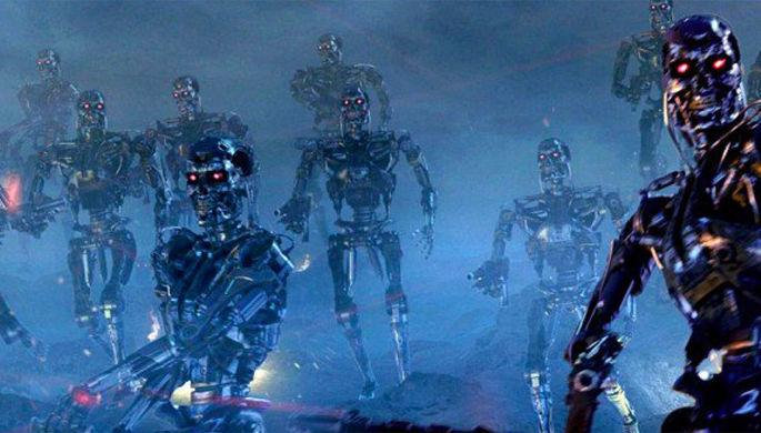 Кадр из фильма «Терминатор 2: Судный день»