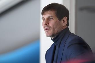 Бывший нападающий сборной России по хоккею Алексей Яшин