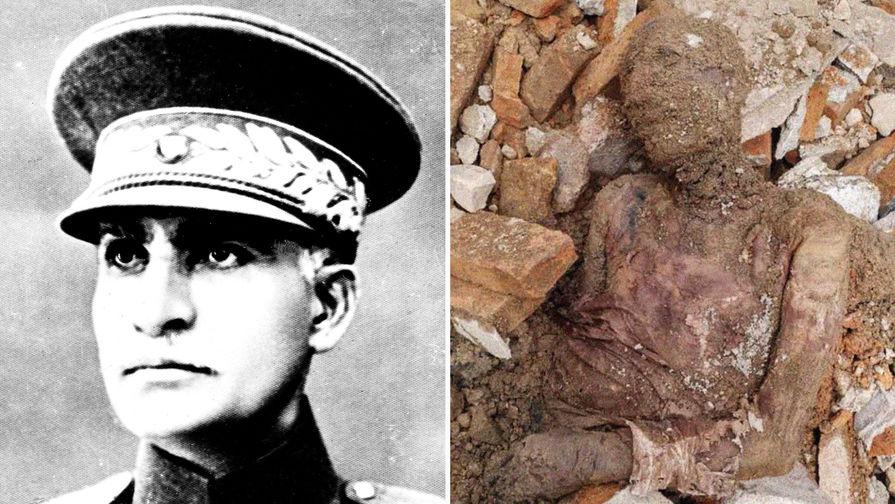 В Иране обсуждают находку мумии шаха Пехлеви