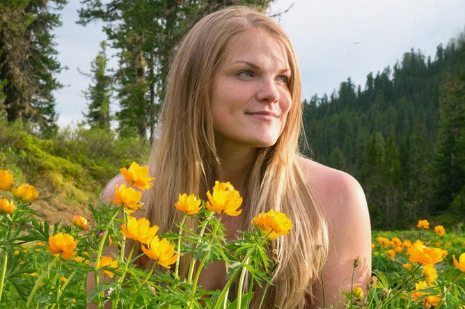 Фотография с личной страницы Дианы Каратеевой в «Одноклассниках»
