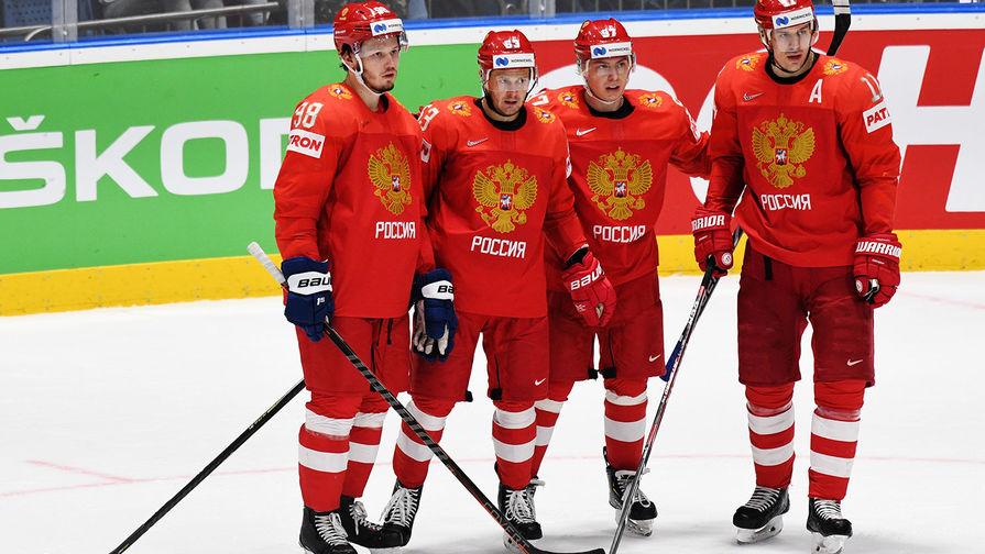 06a48ff0 Стали известны все участники плей-офф чемпионата мира по хоккею 2019 года,  который проходит в Словакии, сообщает «Советский спорт».