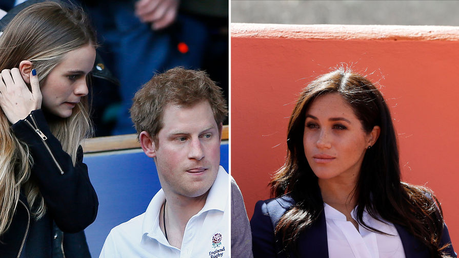Гарри и Меган Маркл ждет приглашение на свадьбу бывшей девушки принца