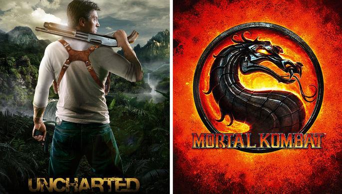 Mortal Kombat, Uncharted и другие экранизации игр в 2021 году