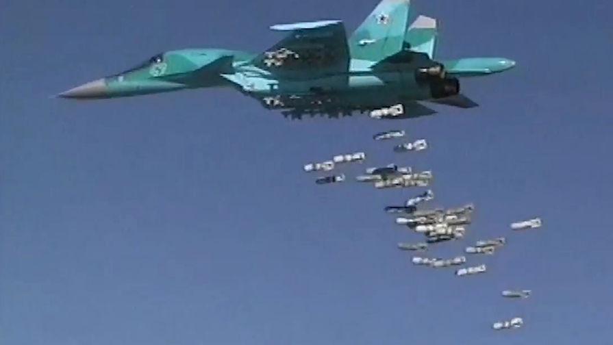Российские ВКС отомстили сирийским боевикам за гибель спецназовца