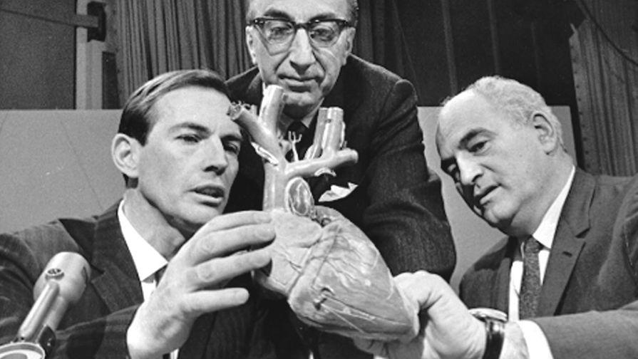 50 лет назад состоялась первая пересадка сердца - Газета.Ru