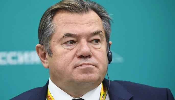 Член Коллегии (министр) по интеграции и макроэкономике Евразийской экономической комиссии Сергей Глазьев