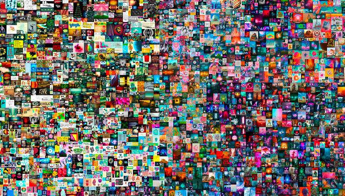 Миллионы за цифровой коллаж: Покрас Лампас о том, почему аукцион Christie's войдет в историю