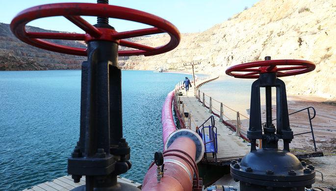 Нужно время: почему Крым остается без воды