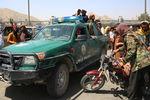 Такие же Ford Ranger образца 2009-11 годов активно использовались афганской полицией
