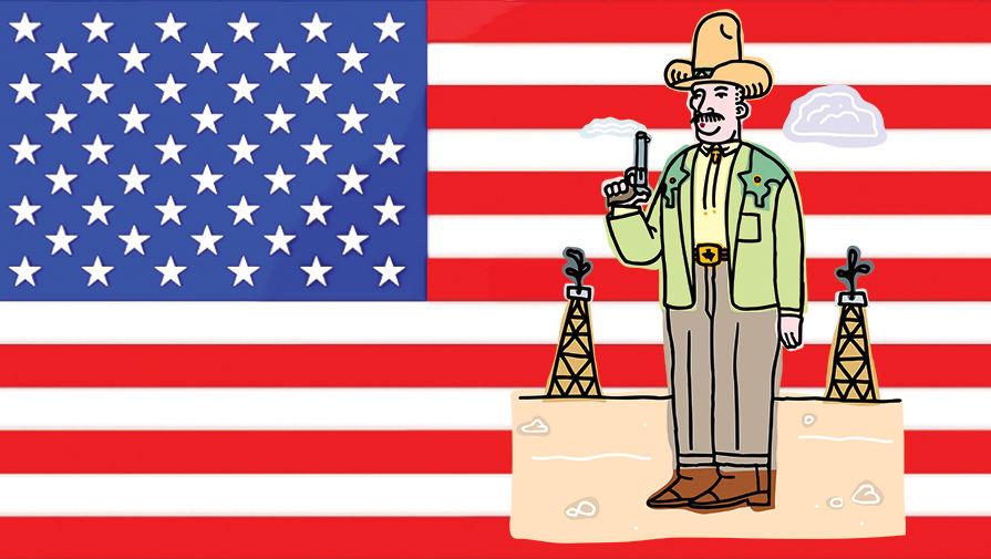 Техас зальет мир нефтью
