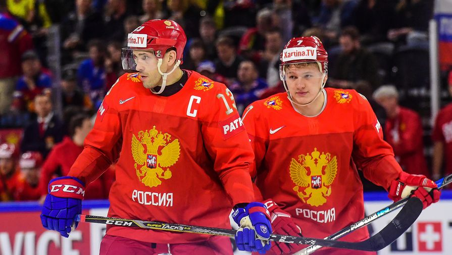 Как сборная России разгромила Францию в первом матче ЧМ по хоккею