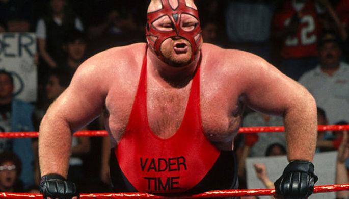 Умер борец WWE Биг Ван Вейдер