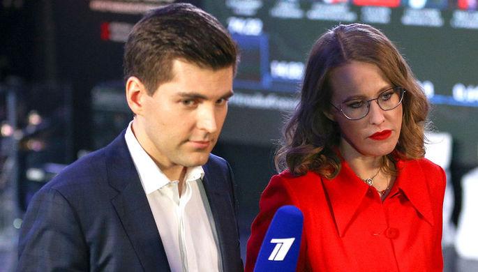 Не договорились: что встало между Собчак и Борисовым