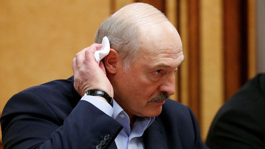 Лукашенко подписал указ о поддержке экономики Белоруссии на фоне пандемии