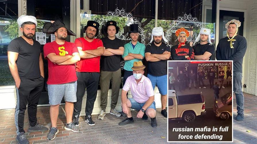 Хозяин русского ресторана в Сан-Диего Айк Газарян рассказал о