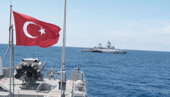 Битва за Черное Море: угрожает ли России союз Турции и Украины