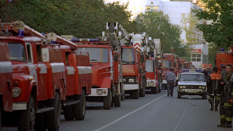 В МЧС заявили, что около 300 пожаров произошло в больницах России за последние 2,5 года