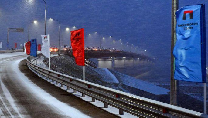 «Ждали 40 лет»: почему важно открытие Пуровского моста на Ямале