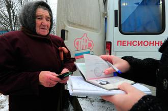 Алексей Улюкаев предлагает платить пенсии непосредственно из госбюджета