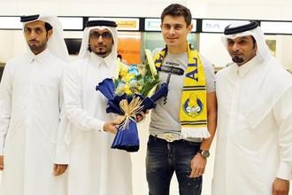 Алекс стал игроком катарского клуба «Аль-Гарафа»