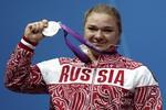 Татьяна Каширина ссеребряной медалью