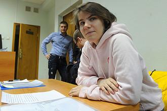 Екатерина Самуцевич не допущена к суду