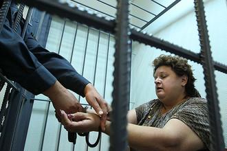 Ирина Полянская была арестована на прошлой неделе за получение взятки и будет находиться в СИЗО до 20 августа