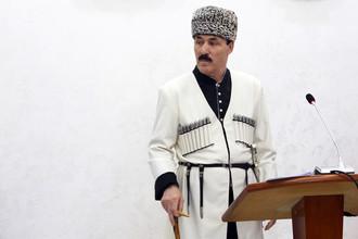 Временно исполняющий обязанности главы Дагестана Рамазан Абдулатипов