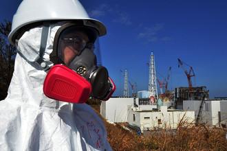 На аварийной АЭС «Фукусима-1» произошла очередная утечка радиоактивной воды
