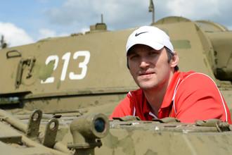 Александр Овечкин рассказал, что в команде очень ждут появления Евгения Малкина