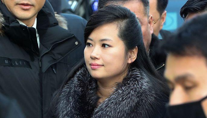 СМИ заметили Ким Чен Ына в сопровождении бывшей любовницы