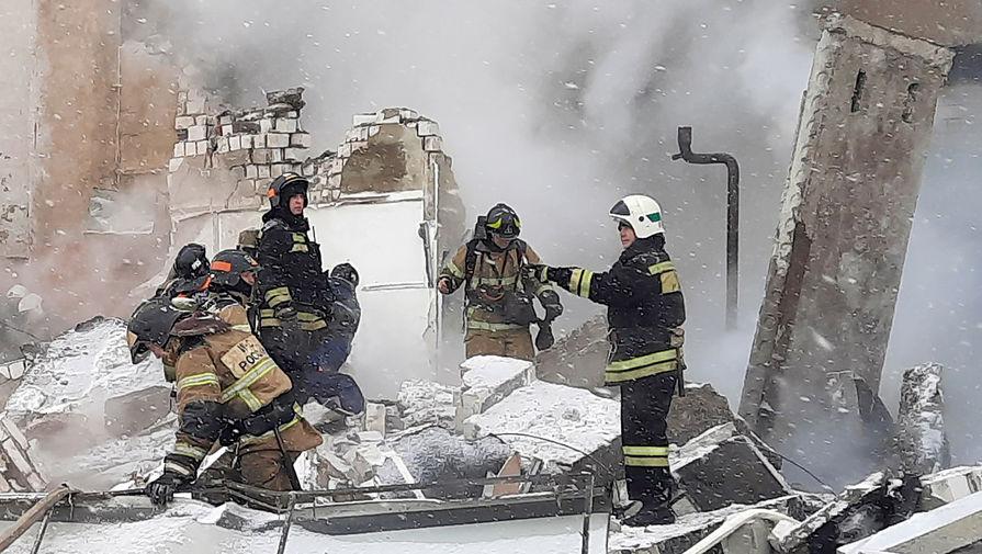 Режим ЧС ввели в районе Нижнего Новгорода после взрыва газа