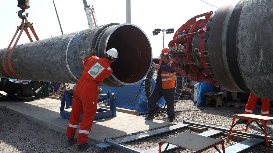 СМИ: в Германии ищут компромисс из-за Nord Stream 2