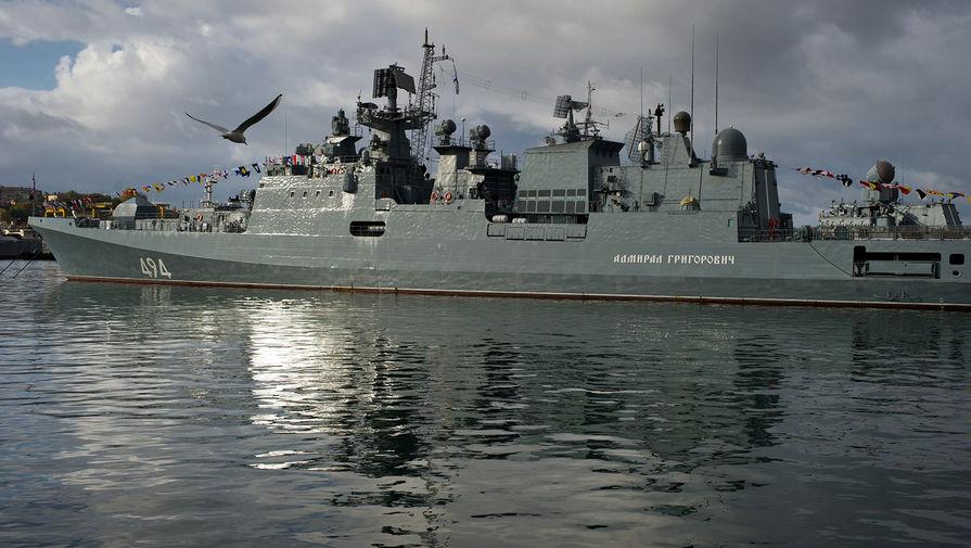 Боевой корабль РФ создаст пункт базирования ВМФ в Судане