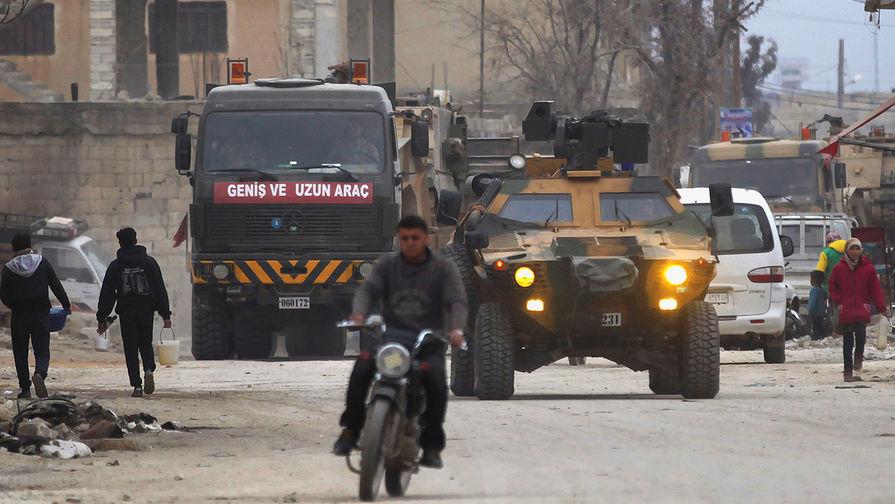 """Турецкая армия утверждает, что """"нейтрализовала"""" 76 сирийских военных"""