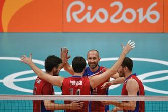 Волейболисты сборной России дебютируют на интерконтинентальном этапе Мировой лиги