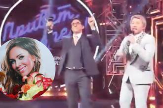 Пляски накануне похорон: Баскова разнесли за веселое видео