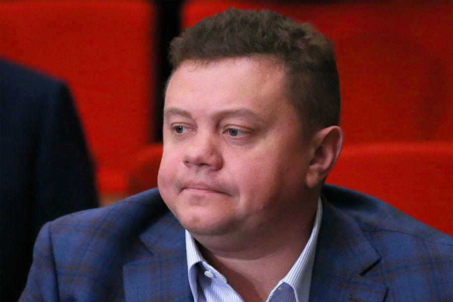 Отправленный РІРѕС'ставку вице-премьер Крыма Кабанов задержан