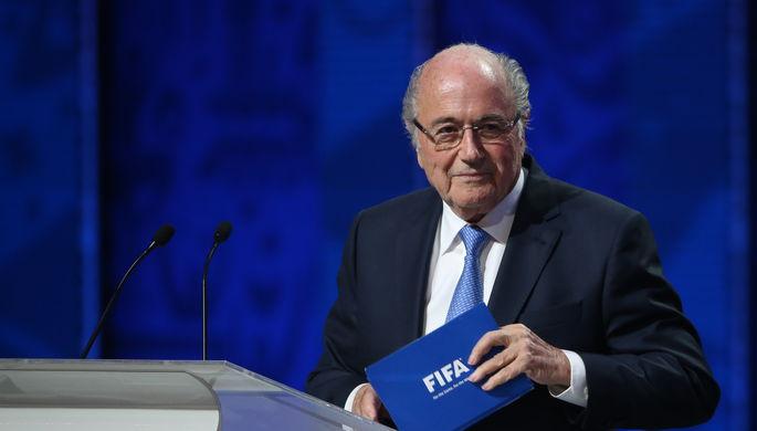 ФИФА осталась без начальника