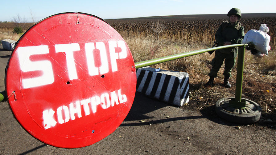 Безответная ракета: кто сорвал разведение сил в Донбассе