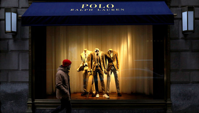 Дам поносить: Ralph Lauren подхватывает модный тренд