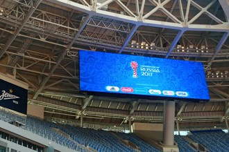 Стадион «Санкт-Петербург» примет матч открытия и финал Кубка конфедераций