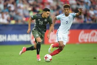 Сборная Германии обыграла Англию в серии послематчевых пенальти
