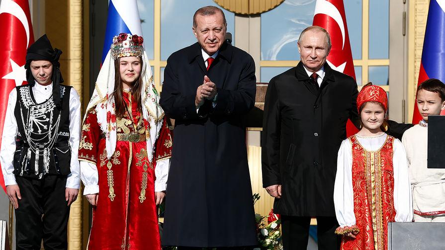 «У нас множество идей»: Путин и Эрдоган встретятся вновь