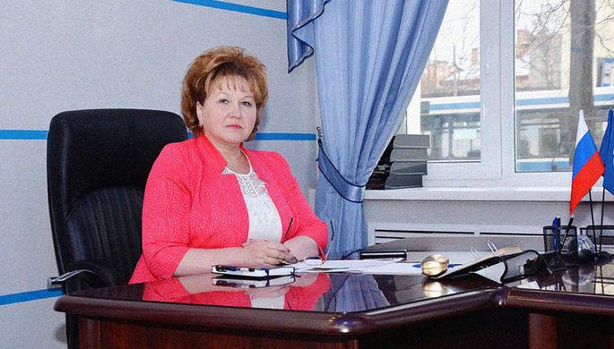 Председатель Новгородской областной Думы Елена Писарева