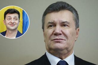 «Обойдемся»: в штабе Зеленского не оценили слова Януковича