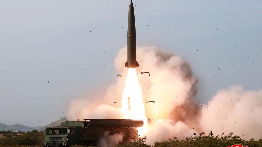В КНДР оправдались за запуск ракет