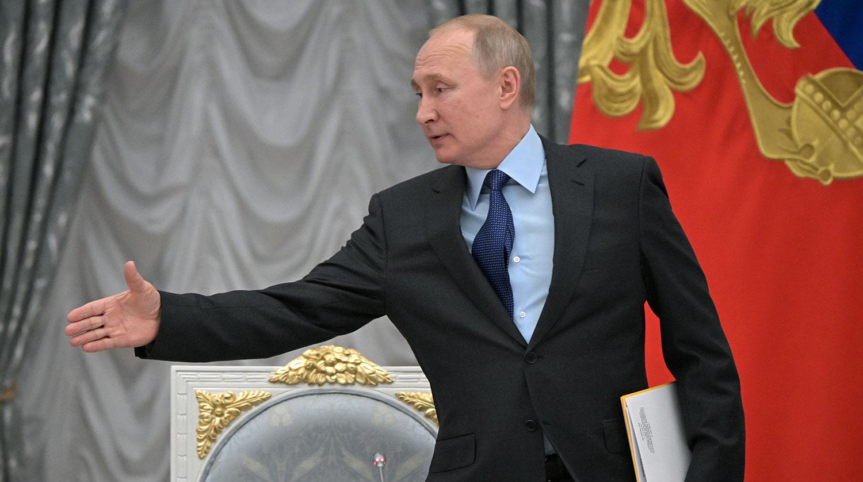 Путин назвал главное оружие века