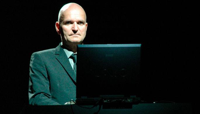 «Человек-машина»: умер основатель Kraftwerk Флориан Шнайдер